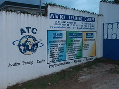 Aviation Training Center (abdallahh) Tags: ctedivoire abidjan deuxplateaux