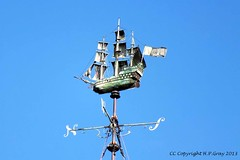 Weather Vane South Shelds (Shug1) Tags: weather south vane shields
