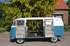 """RJ-73-40 Volkswagen Transporter bestelwagen 1958 • <a style=""""font-size:0.8em;"""" href=""""http://www.flickr.com/photos/33170035@N02/8693640334/"""" target=""""_blank"""">View on Flickr</a>"""