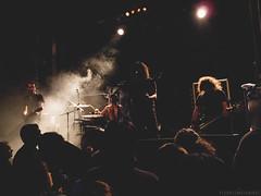 Hypno5e @ Sala Arena, Madrid (28/04/2013) (chukiast) Tags: madrid espaa metal canon death concert spain tour live concierto group band sala powershot arena musica lenfant directo g12 sauvage progresive 2013 hypno5e chukiast
