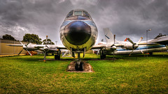 Moorabbin air museum, Vickers Viscount (nicklarsen8) Tags: museum air moorabbin