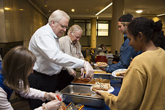 Hot Dog Study Break_051213_0013 (Luther College _ Photo Bureau) Tags: dog hot college zach spring student break towers miller study finals week zachary professor professors volunteer faculty semester luther volunteerism 2013 dieseth stottler 20122013