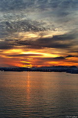 Anochecer Dorado en Tarragona / Golden Evening in Tarragona. (On explore 19/05/2013) (aldairuber) Tags: rememberthatmomentlevel1 bestevercompetitiongroup