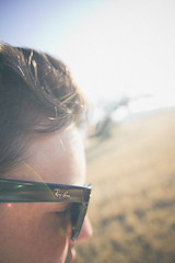 Ray-Ban (kcinf) Tags: macro up field sunglasses hair marketing photo tim back wire model eyes flickr ray close emotion feel creative again come times through ban brand each rayban 2013