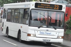 Stocksbridge (Andrew Stopford) Tags: pointer dart tates slf plaxton transbus veolia stocksbridge cn04nlm shamrockpontypridd