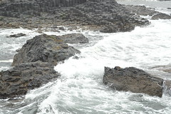 Giant's Causeway (Matthew2761) Tags: ireland sea wet volcano rocks giants northern scape volcanic eruption causeway bushmills