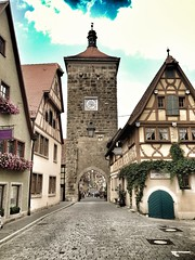 Rothenburg od der Tauber (Valerio Bruni) Tags: der rothenburg od tauber