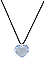 Baccarat Glamour Heart Aquamarine Pendant 2102974 (luxuryjug.com) Tags: baccarat newitems bestpricebaccarat lowestpricesbaccarat 2102974 baccarat2102974