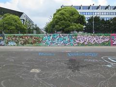 Nantes, Smerf-Persu (Zerbi Hancok) Tags: nantes nantesgraffiti nantesstreetart quaidelaloire quai graffiti graff streetart walls