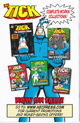 2016 BOSTON COMIC CON THE TICK (BACK COVER) (vsndesigns) Tags: beta the tick vs arthur sentinel prime optimus successor townsend coleman lego minifig minifigure dcon 2014 ball mylar balloon buttons bonanza pencil indie shocker gbjr toys with tie and tshirt zombie in a steel box fox promotional totally kids magazine 45 club spoon taco bell meal commercial eli stone ben edlund little wooden boy comic book merchandise rare limited edition 80s 90s collector museum naked super hero heroine collection photo screen