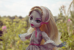 ~summertime~ (cheru-cheru) Tags: doll mattel monster monsterhigh lagoonablue lagoona blue