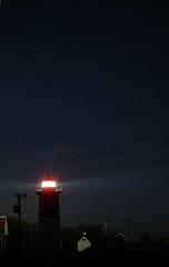 Nauset Light (robincagey) Tags: cape cod nauset lighthouse light night sky stars long exposure massachusetts coast guard eastham