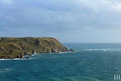 Isole (NeoNature) Tags: canon landscape paysage seascape mer sea cliff relief france cotentin normandie house mouette seagul coast shoreline normande