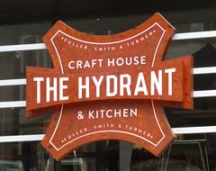 Hydrant, London EC3. (piktaker) Tags: london londonec3 pub inn bar tavern pubsign innsign fullersmithandturner hydrant