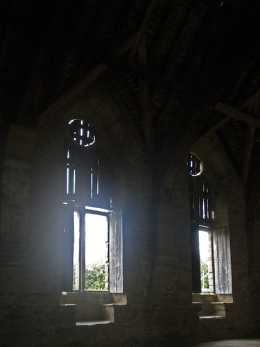 Great Hall, Stokesay Castle, Shropshire