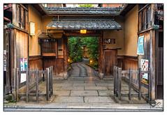 Gion (msankar4) Tags: gion geisha geiko hangyoku maiko kyoto memoir ochaya chaya teahouse sake kimono japan beauty silk inuyarai sudare kaisekiryri noren traditions ryotei msankar sankarraman sankarramanphotography