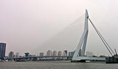 Erasmusbrug (KittyKat3756) Tags: erasmusbrug erasmus bridge rotterdam