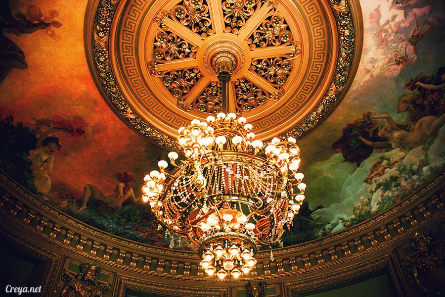 2016.08.21 ▐ 看我的歐行腿▐ 法國巴黎加尼葉歌劇院 18