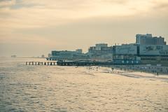 Beach at Atlantic city (phuviano) Tags: sony a7ii batis 85mm atlanticcity beach