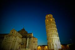 Nocturna de Pisa (MigueR) Tags: italia pisa torre nocturna fuji xt1