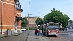 Amsterdamse Dag 16 (Peter ( phonepics only) Eijkman) Tags: amsterdam city gvb standaard busses bussen bram reflectionsofthepast museummaterieel museumbus nederland netherlands nederlandse noordholland holland