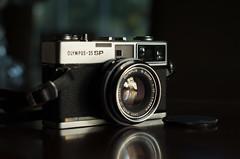 Olympus-35 SP (conmj16) Tags: olympus35sp camera vintage2016