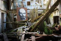 DSC05102 (Igor) Tags: abandoned decay decayed rust urban forgotten lostplaces urbanexploration lenin ussr cccp sovietunion  communism sonya7 ilce7