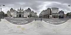 Royal Courts of Justice 360 (Steven Vacher) Tags: london uk unitedkingdon 360 360 panoramic pano min