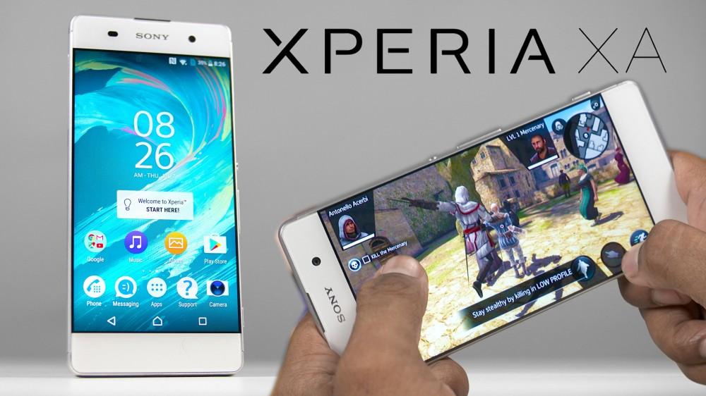 Đặt trước Sony Xperia XZ nhận quà siêu chất 4.290.000