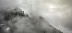 """(Isat"""") Tags: alps alpes aravis france nature neige nuage montagne mountain moutains hautesavoie"""