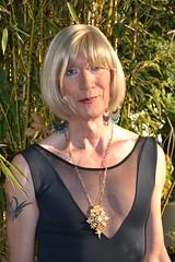 DSC_0006 (magda-liebe) Tags: crossdresser outdoor french travesti tgirl tatoo closeup