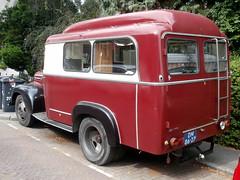 Ford G39T V8 ambulance 1955 (Ardy van Driel) Tags: dm8627 ambulance camper offroad