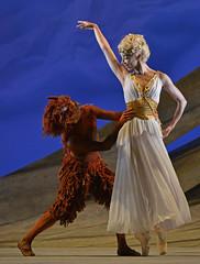 Tzu-Chao Chou, Celine Gittens (DanceTabs) Tags: dance ballet brb birminghamroyalballet dancers classocalballet shakespeare
