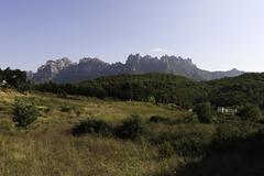 Montserrat (Jorge Pazos) Tags: paisaje landscape color horizontal montserrat atardecer canon catalunya 5d mark iii 1740mmf4l