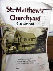 St. Matthew, Grosmont (Paul F 36) Tags: grosmont stmatthew