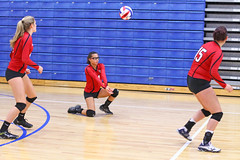 IMG_3023 (SJH Foto) Tags: girls volleyball high school mount olive mt team tween teen teenager varsity dig bump burst mode