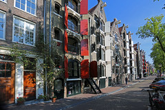 Canal District (Elly Snel) Tags: amsterdam canaldistrict grachtengordel houses huizen