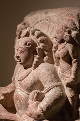 Art of Ancient India (K.G.Hawes) Tags: chazenmuseumofart art history historic historical india indian sculpture statuary statue statues relief stone carved carving religious religion hindu god