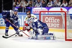 Leksand - rebro 2016-10-01 (Michael Erhardsson) Tags: leksand lif leksands if shl 2016 ishockey hockey sport tegera arena hk rebro hemmamatch henrik haukeland mlvakt joe piskula