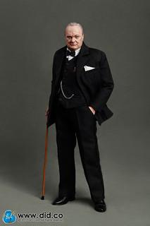 最偉大的英國人—邱吉爾首相立體化