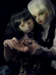 """Galahad"" & Kanade (Bad-Kitten) Tags: doll bjd dim galahad bellosse"