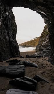 Playa del Moro, Navia, Asturias