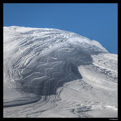 Snow shaped by the wind - Easter 2013 (vegarste) Tags: winter light shadow mars snow texture norway square march norge vinter nikon europe pattern wind shaped norwegen scandinavia lys hdr drift sn d800 vind rdal jotunheimen skygge mnster sognogfjordane photomatix tekstur tonemapping 5xp 5exp skavel snskavel