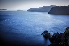 we're gone but we don't know where (helen sotiriadis) Tags: blue sky seascape water canon landscape santorini greece cyclades canonef50mmf14usm thirasia canoneos6d