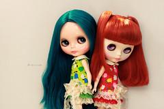 Rydia & Vanille