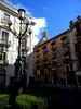 I contrasti di Catania (Samuele Deiana fidelio86) Tags: buildings square streetlamp oldbuildings sicily piazza contrasts catania sicilia lampione palazzi contrasti