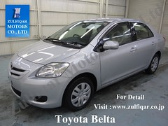 Toyota Belta 2006 (Zulfiqar Motors Co.,Ltd) Tags: cars japanese 2006 used toyota belta