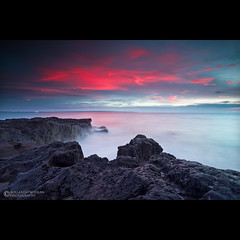 IMG_7513_IG (mroeslan) Tags: sunset bali indonesia landscapes seascapes longexposures sesehbeach