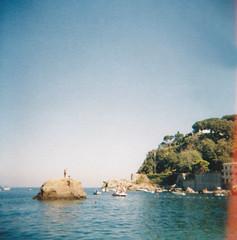 (Monica Forss) Tags: italy 120 6x6 film mediumformat lomography italia toycamera sicily analogue taormina sicilia holga120n lomographycolournegiso100