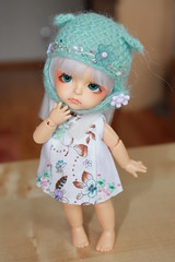 Cookie (~Felka) Tags: yellow doll cookie tan bjd aladdin petite lati creayations